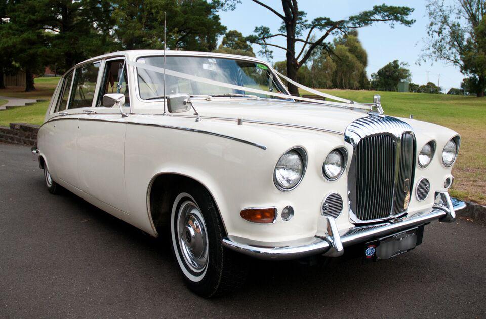 Adelaide Car Hire Wedding